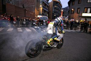 Presentación ESPONSORAMA MotoGP 2017; Circuito de Andorra