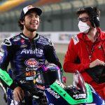 Enea Bastianini, Doha MotoGP race, 4 April 2021