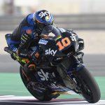 Luca Marini, Doha MotoGP, 2 April 2021