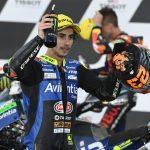 Niccolo Antonelli, Moto3 race, Doha MotoGP, 4 April 2021