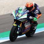 Andre Pires, MotoE, Dutch MotoGP, 26 June 2021